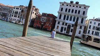 Venice Italy In One Minute, It's All You'll Need