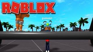 Roblox - O MAGRELO SUPER FORTE ( Weight Lifting Simulator 2 )