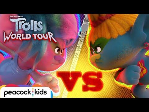 Trolls World Tour (Clip 'K-Pop & Reggaeton Trolls')