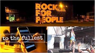 ROCK FOR PEOPLE |3. den| Parov Stelar, s kým jsme mluvily, kam lezly a shrnutí