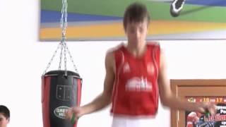 Кирилл Китаев - лучший боксер Европы среди юношей