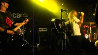 Boy Hits Car - Man Without Skin (live) 11-18-11 at Martini Ranch in Scottsdale, AZ