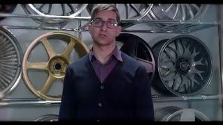 ЯБ2016 Эксклюзивные автомобильные диски и шины «Дикие тапки»