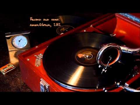 Musical tango-puzzle: Hanka Ordonówna sings Argentine tango...??? -