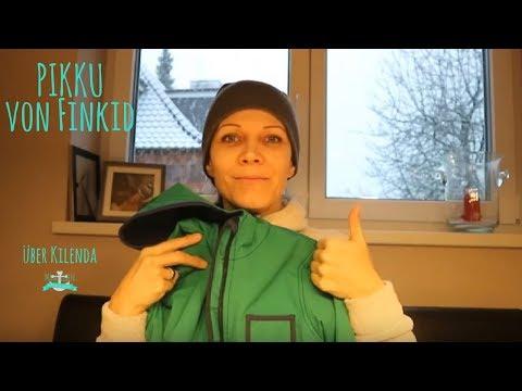 Vorstellung Schneeanzug Pikku von Finkid - für Kinder