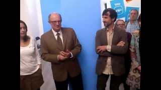 preview picture of video 'Santi Fisas, Eurodiputado, inaugura la sede del PP Sant Adrià de Besòs (Parte 1ª)'