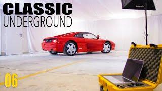 // Multi-Story Private Collection, Triumph Italia, Ferrari, Jaguar Mk2 // SOUP Classic Motoring 06