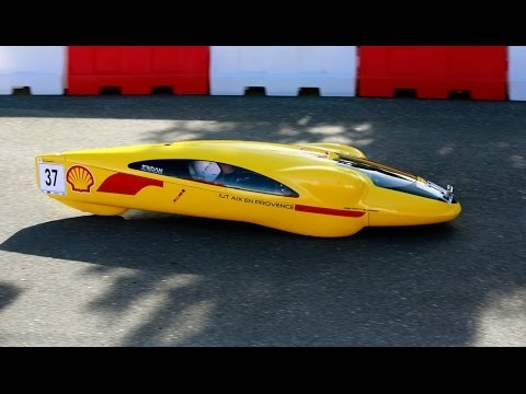 Shell Eco-marathon explained