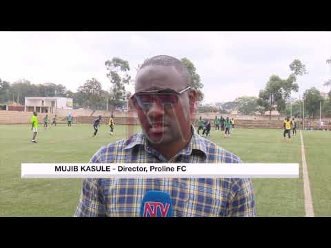 Proline contingent to depart for, Malawi on Wednesday