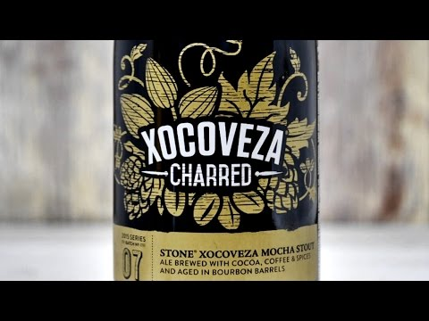 Stone Xocoveza Charred/Holiday Beer Tasting