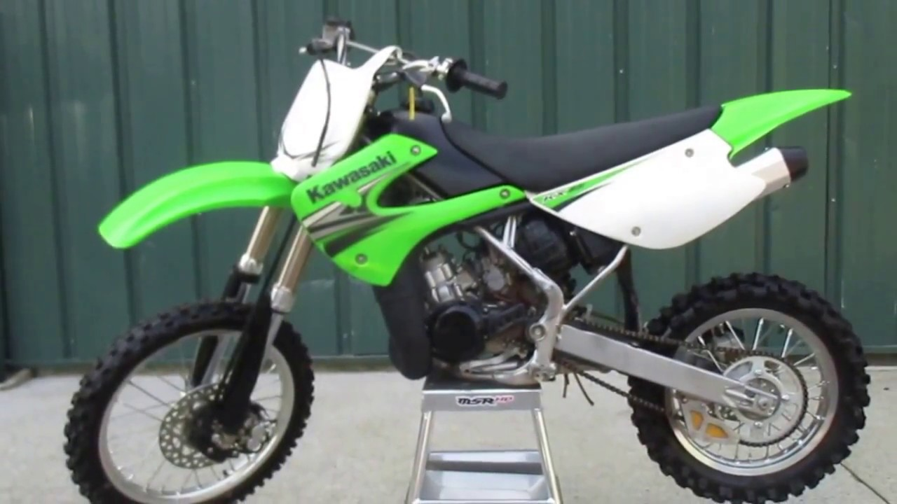 2009 Kawasaki Kx 85 Great Running Youth Dirt Bike Clean Superfly Motorsports