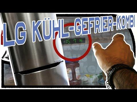 LG Electronics GBB 59 PZPFS Kühl-Gefrier-Kombination / Kühlschrank / Aufbau / Review / Ersteindruck