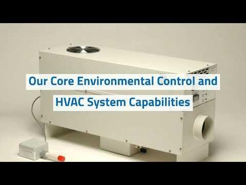 Video thumbnail for Environmental Control & Custom HVAC Systems | Air Innovations
