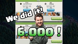 Gambar cover 6000 Trophies in Builder Base | Back in the top #10 [ENG]
