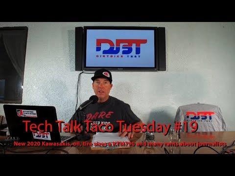 Tech Talk Taco Tuesday #19