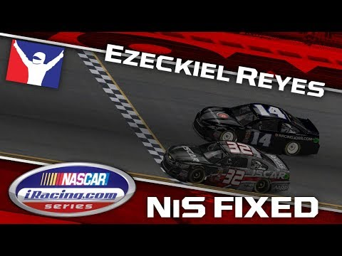 NASCAR iRacing Series Fixed 23/36 [5:00 AM EDT] Consumers Energy 200 @  Michigan - SilentSerpent