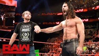 Seth Rollins and Dean Ambrose reunite: Raw, Aug. 14, 2017