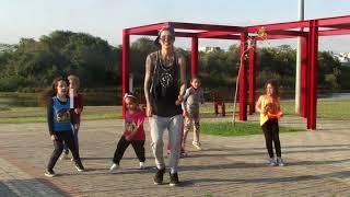 Sandy & Júnior - Vamo Pulá (Especial Dia Das Crianças) | Zumba Com Sol