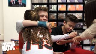 Bars and Melody - 'Keep Smiling' Single Signing (Bromley)