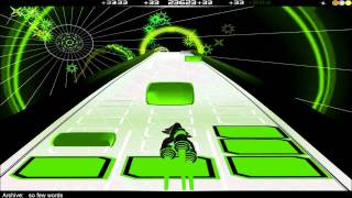 So Few Words - Archive (Lycad's Audiosurf - No game sound)