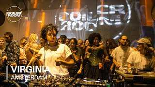 Virginia  | Boiler Room x Is Burning ADE