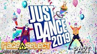 Just Dance 2019 - The Dojo (Let's Play) Part 1