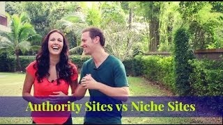 Authority Sites vs Niche Sites: Which is the Best Fit for You?