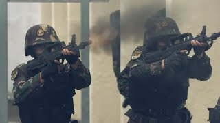 video: China's Hong Kong army release threatening video amid mass protests