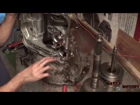 42RH / A500 Transmission Rebuild: Part 1 - Tear Down