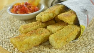 How To Make Fried Yam – Chef Lola's Kitchen