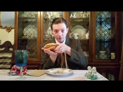 KFC Zinger Sandwich - Food Review