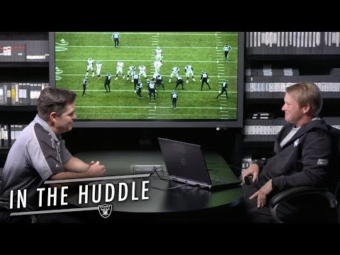 Coach Gruden Details the Speed of Jamal Adams | In The Huddle