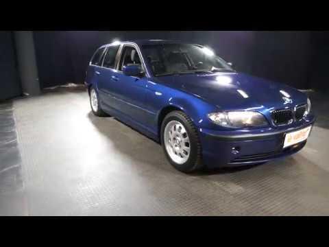 BMW 3-sarja 320 i Touring 5d, Farmari, Manuaali, Bensiini, RTG-613