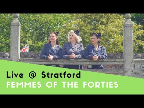 Femmes of the Forties Video