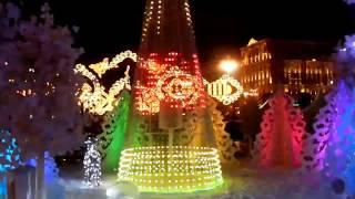 Феерия Света. Зимний Фестиваль - Москва 2017 (Moscow winter light festival)