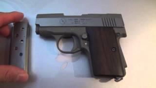 AMT Back Up Pistol .38 Caliber ACP - Product Review - Dec 24 2015