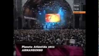 Outra Noite Que Se Vai - Planeta Atlantida 2012
