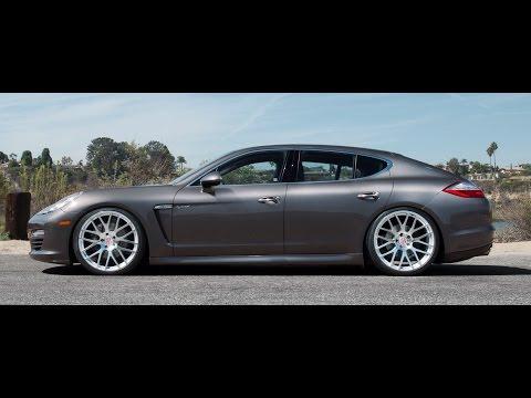 Victor Equipment Porsche Wheels | Porsche Panamera | Innsbruck Rotary Forged Wheels