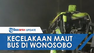 Kecelakaan Maut di Dieng Wonosobo Libatkan 6 Kendaraan, 4 Orang Tewas, Ada Motor Terseret 2 Km