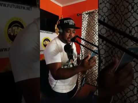 Dancehall Artist Blakkman says he's the best right now. Future fm 98.9  New york Feb, 7. 2017 part 2