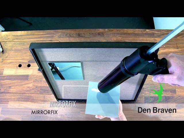 instructievideo Zwaluw Mirrorfix MS 290ml