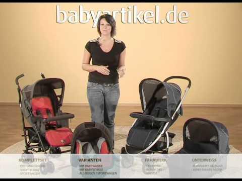 Reise-Systeme - Kaufberatung Kinderwagen | Babyartikel.de