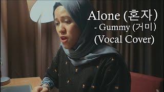 Alone  (혼자) - Gummy 거미 (Cover by Tiffani Afifa)