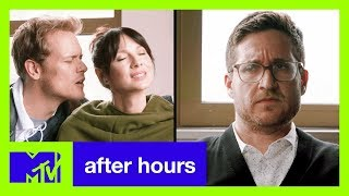 Sam Heughan & Caitriona Balfe of 'Outlander' Attend Couples Therapy | After Hours | MTV