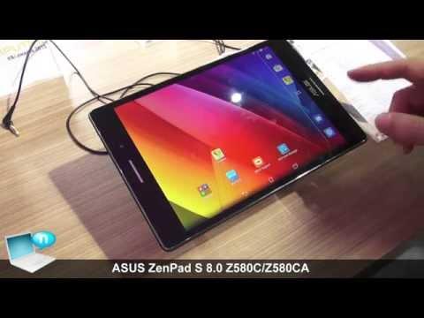 ASUS ZenPad S 8.0 Z580C Z580CA