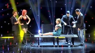 Illusionist act - Cabaret Show on TV - Magie 102