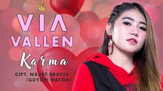 VIA VALLEN - KARMA [Official]
