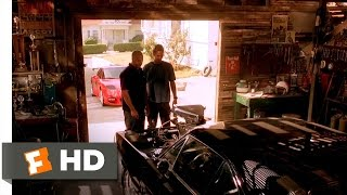 The Fast and the Furious (4/10) Movie CLIP - 10 Seconds or Less (2001) HD