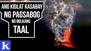 ANG PAGSABOG NG BULKANG TAAL | Kaalaman