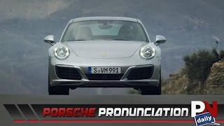 porsche pronunciation - मुफ्त ऑनलाइन वीडियो